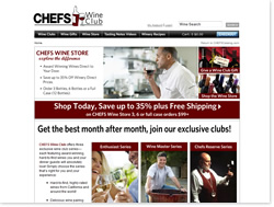 Chefs Catalog Wine Club